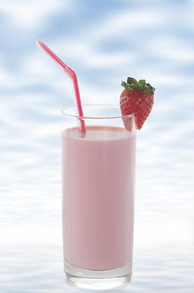 Protein Shakes: Teil der Amapur Diät