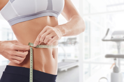 Abnehmen am Bauch