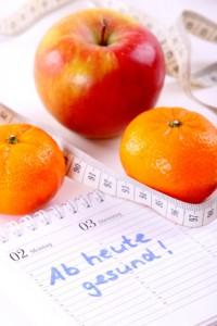 Genauer Zeitplan bei der Shred Diät