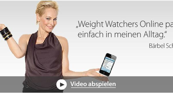 weight watchers diät tabelle