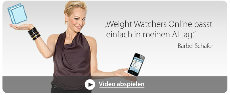 weight watchers online im test vorteile nachteile. Black Bedroom Furniture Sets. Home Design Ideas