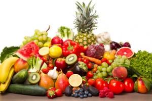 Lebensmittel zur Alkaline Diät