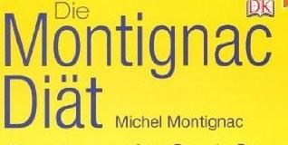 Montignac Diät Buchtitel