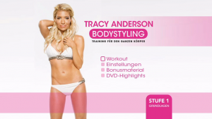 Bodystyling Stufe 1 von Tracy Anderson
