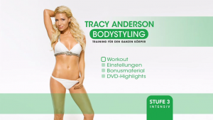 Bodystyling Stufe 3 Tracy Anderson