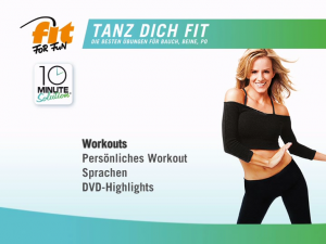 Fit for Fun 10 Minute Solution Tanz Dich Fit