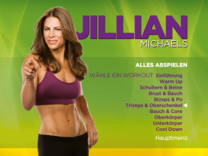 Jillian Michaels Bauch Beine Po Intensiv