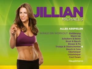Jillian Michaels Bauch Beine Po Intensiv