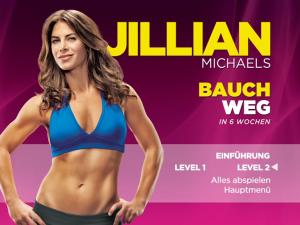 Jillian Michaels Bauch Weg Workout