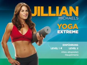 Jillian Michaels Yoga Extreme Workout