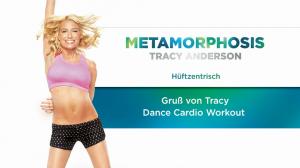 Tracy Anderson Metamorphosis Hueftzentrisch