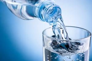 Wasser gegen Heisshunger