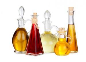 Gesunde Fettsäuren in pflanzlichen Ölen