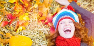 Abnehmen und Gewicht halten im Herbst