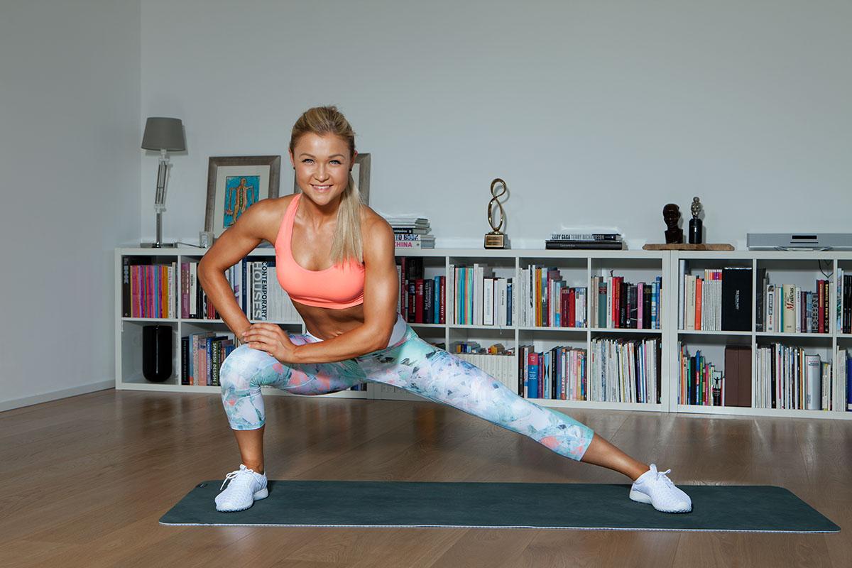 Fitness Dvd Sophia Thiel