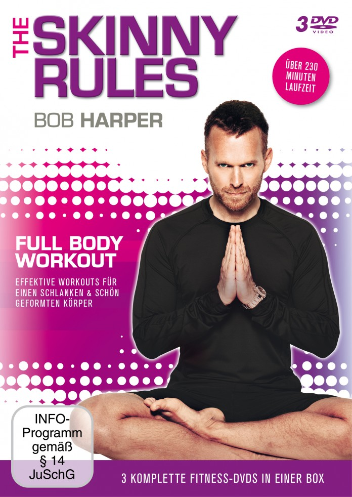 Bob Harper The Skinny Rules Full Body Workout
