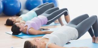Abnehmen mit Pilates