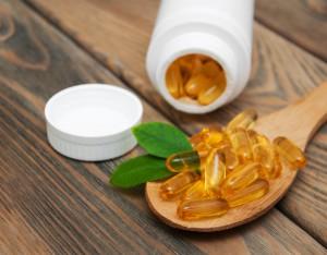 Auch Fischleberöl enthält viel Vitamin D