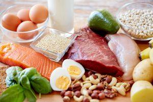 Xtreme krass Ernährung