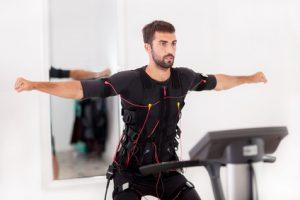 Muskelaufbau mit EMS-Training