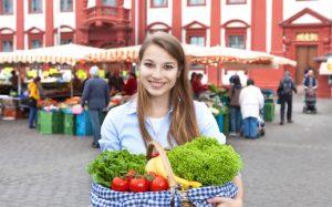 Ernährung ohne tierische Produkte: Vegetarisch und vegan