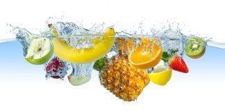 Obst waschen sinnvoll