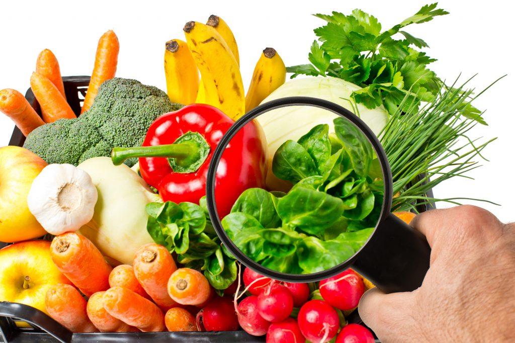 Vorsicht vor Keimen und Pestiziden bei frischem Obst und Gemüse