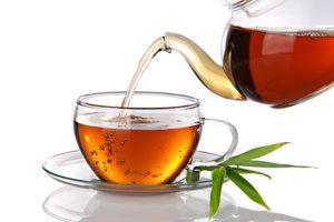 Abnehmen mit Mate-Tee
