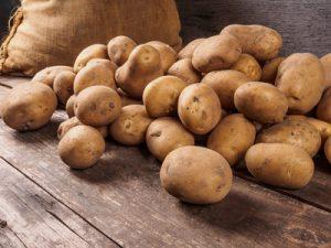 Abnehmen mit Kartoffeln