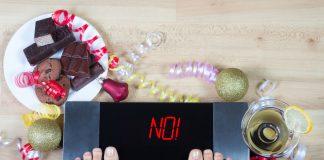 Nicht zunehmen an Weihnachten