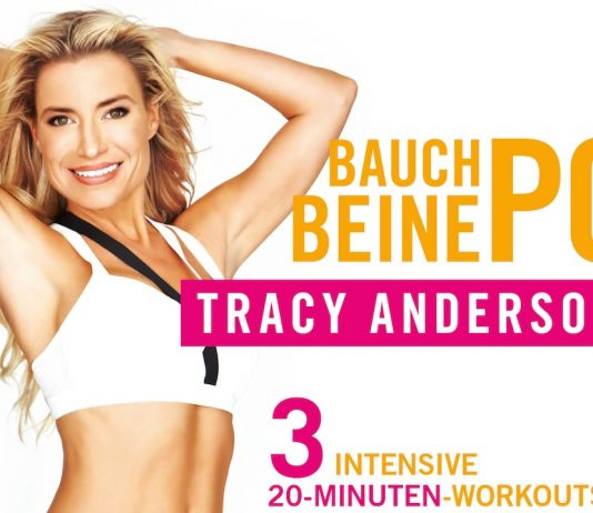 Tracy Anderson Fitness DVD