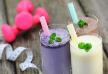 Abnehmen im Schlaf mit Protein-Shakes